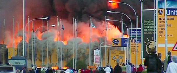 Incendio presso l' aeroporto di Nairobi,  scalo chiuso e voli dirottati. Quali i diritti del viaggiatore?