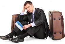 Risarcimento aereo treno e nave e viaggio di lavoro